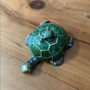 Turtle tea light